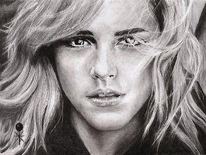 Emma Watson special art poster