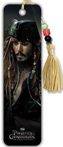 Johnny Depp As Jack Sparrow Bookmark